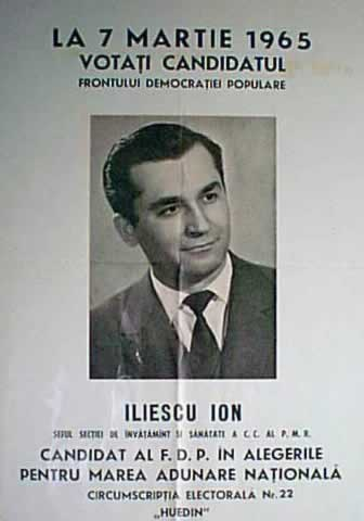 Ion_Iliescu_1965_poster