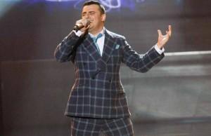 Liviu Guta la eurovision