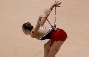 gimnastica ritmica proba de maciuci