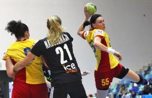 handbal romania-slovacia